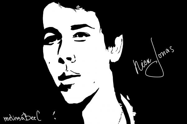 Nick Jonas by MelissaBeec
